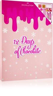 I Heart Revolution Advent Calendar 12 Days Of Chocolate Adventskalender