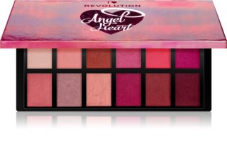 I Heart Revolution Angel Heart Lidschatten-Palette