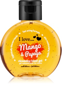 I love... Mango & Papaya gel nettoyant mains