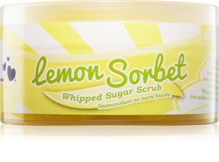 I love... Lemon Sorbet zjemňující cukrový peeling
