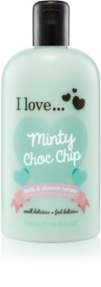 I love... Minty Choc Chip крем за душ и вана