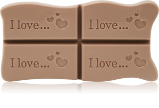 I love... Chocolate Fudge Cake Soap