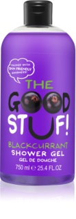 I love... The Good Stuff Blackcurrant Duschgel