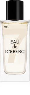 Iceberg Eau de Iceberg 74 Pour Femme eau de toilette hölgyeknek