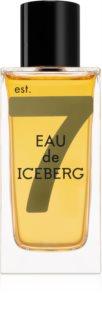 Iceberg Eau de Iceberg Amber Eau de Toilette per uomo