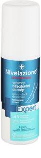 Ideepharm Nivelazione Expert felfrissítő dezodor lábakra