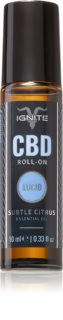 Ignite CBD Subtle Citrus 1000mg aroma a óleos essenciais roll-on