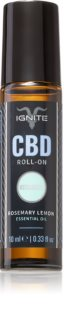 Ignite CBD Rosemary Lemon 1000mg huile essentielle parfumée roll-on