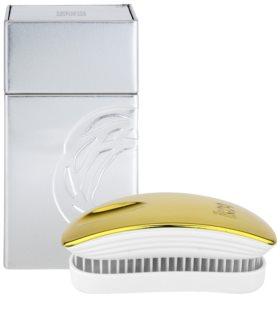 ikoo Metallic Pocket kefa na vlasy