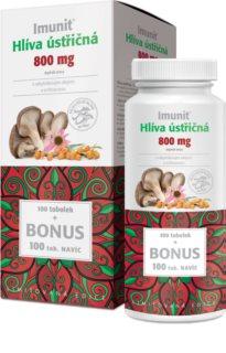 IMUNIT Hlíva ústřičná 800mg s rakyt. a echin. doplněk stravy pro intenzivní podporu imunitního systému
