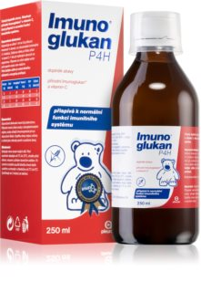 Imunoglukan P4H Imunoglukan P4H Sirup na podporu imunitního systému