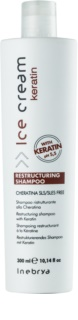 Inebrya Keratin shampoo ristrutturante con cheratina