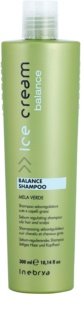 Inebrya Ice Cream Balance Shampoo To Regulate Sebum