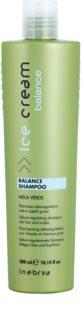 Inebrya Ice Cream Balance Shampoo  voor Regulatie van Talgproductie
