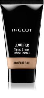 Inglot Beautifier лек тониращ крем с хидратиращ ефект