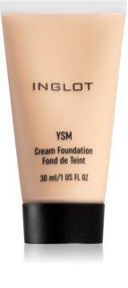 Inglot YSM тональний крем з матуючим ефектом
