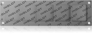 Inglot Freedom System prázdna magnetická paletka pre dekoratívnu kozmetiku 5 v 1