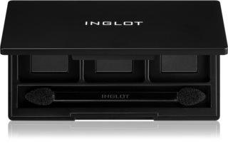 Inglot Freedom System prázdna magnetická paletka pre dekoratívnu kozmetiku so zrkadielkom