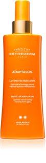 Institut Esthederm Adaptasun Protective Body Lotion zaščitni losjon za sončenje s srednjo UV zaščito