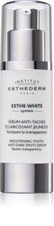 Institut Esthederm Esthe White Brightening Youth Anti-Dark Spots Serum intenzivní bělicí sérum pro sjednocený vzhled pleti
