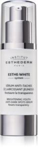 Institut Esthederm Esthe White intenzivni serum za izbjeljivanje za ujednačavanje tena lica