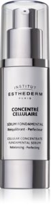 Institut Esthederm Cellular Concentrate Fundamental Serum siero riequilibrante perfezionante