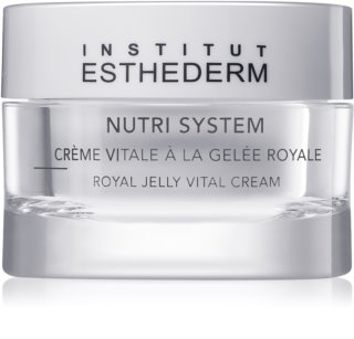Institut Esthederm Nutri System Royal Jelly Vital Cream nährende Creme mit Gelée Royal
