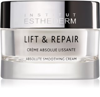 Institut Esthederm Lift & Repair Absolute Smoothing Cream kisimító krém az élénk bőrért