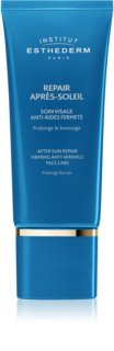 Institut Esthederm After Sun  Repair Firming Anti Wrinkle Face Care Kasvovoide Auringonoton Jälkeen