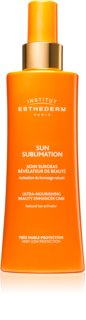 Institut Esthederm Sun Sublime Ultra-Nourishing Beauty Enhancer Care ativador de bronzeado