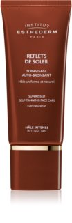 Institut Esthederm Sun Sheen Sun Kissed Self-Tanning Face Care crème auto-bronzante visage