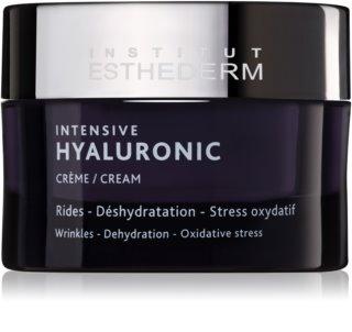 Institut Esthederm Intensive Hyaluronic Cream крем для обличчя зі зволожуючим ефектом