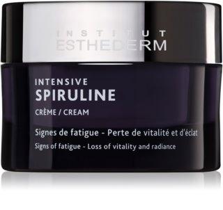 Institut Esthederm Intensive Spiruline Cream високо концентриран ревитализиращ крем за уморена кожа