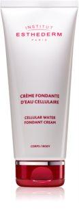Institut Esthederm Cellular Water Fondant Cream hydratačný telový krém pre veľmi suchú pokožku