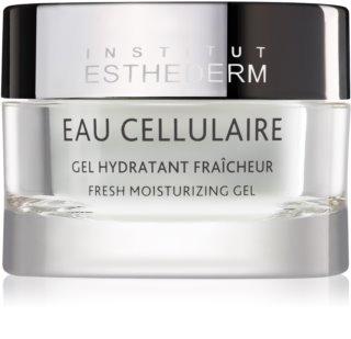 Institut Esthederm Cellular Water gel facial hidratante y refrescante  con agua celular