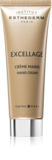 Institut Esthederm Excellage Hand Cream Ravitseva Käsivoide Elvyttävällä Vaikutuksella