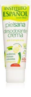 Instituto Español Healthy Skin Cream Deodorant Roll-on