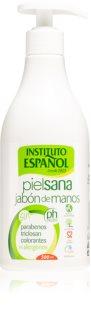 Instituto Español Healthy Skin jabón líquido de manos con textura suave