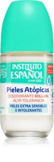 Instituto Español Atopic Skin deodorant roll-on