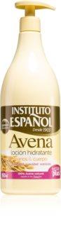 Instituto Español Oatmeal Soothing Body Milk
