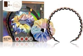 invisibobble Rosie Fortescue Trendy Treasure Kit confezione regalo (per capelli)