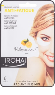 Iroha Anti - Fatigue Vitamin C Hydrogel Eye Mask