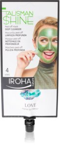 Iroha Talisman Shine Love masque peel off purifiant