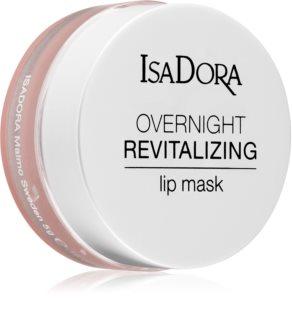 IsaDora Overnight Revitalizing Sovmask för läppar