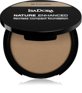 IsaDora Nature Enhanced Flawless Compact Foundation компактен кремообразен фон дьо тен