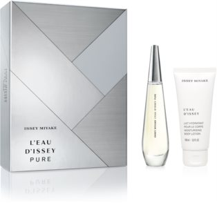 Issey Miyake L'Eau d'Issey Pure coffret III. para mulheres