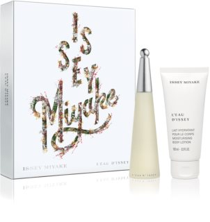 Issey Miyake L'Eau d'Issey coffret IX. para mulheres