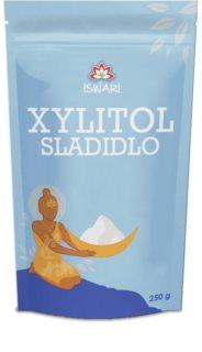 ISWARI Xylitol přírodní sladilo bez příchutě s nízkým glykemickým indexem