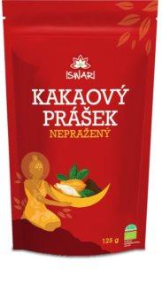 ISWARI Kakaový práške nepražený kakaový prášek
