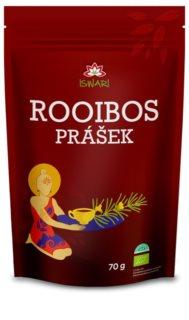 ISWARI Rooibos prášek k přípravě nápoje s lehce nasládlou chutí